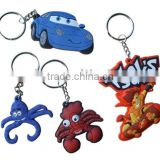 2011 Hot selling PVC Keychain