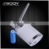 Mini ecigarette E-Hookah Max smoking device electronic cigarette with long lasting battery