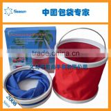 2015 Latest design China supplier outdoor foldable bucket