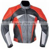 Leather Jacket , Biker Leather Sports Jacket , Leather Motorbike Racing Jacket , Leather Sports Jacket , Racer Wears
