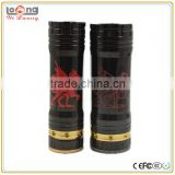 Yiloong new 32650 mod ecig mechanical mod for hingwong mec