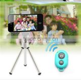 Bluetooth Wireless Remote Shutter Self-timer Self Timer Selfie Smart phones for iPhone with Retail package + battery
