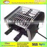 China supplier welded barbecue rack/barbecue grill net/wire mesh oven rack