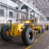 China supplier famous XCMG tractor road grader price 135HP GR135 mini