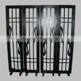 Antique Room Divider Screen Screen Printing Floding Screen