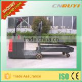 standing fixed trailer electric towing truck