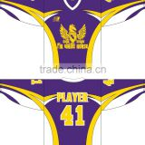 youth custom reversible sublimation ice hockey jerseys