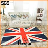 wholesale custom printed area carpet rug