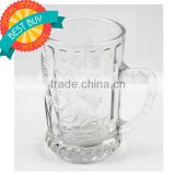 Factory outlets cheap beer glassware cups wholesale/Can be customized