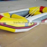 Discount special bow air tent for inflatable rib boat