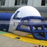 Top grade professional pvc inflatable tunnel