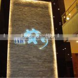 Berlin led channel letters led facade letters custom logos led acrylic doors designs