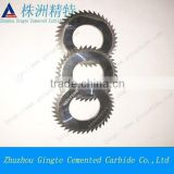 accurate grinding tungsten carbide wheel gear