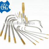 INquiry about OSG Taiwan Nut Taps(SNT) screw tap