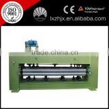nonwoven middle speed needle punching machine, nonwoven felt needling machine