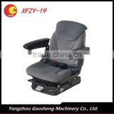 Universal medium/large tractor seat with air suspension system/XFZY-19A/Grammer pneumatic susupension seat
