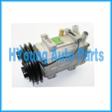 auto air conditioning Compressor Unicla UX-200 UX200 24V 2A 2PK 145mm, bus a/c compressor