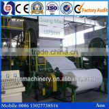 Quality assurance paper napkin/sanitary napkin making machine price, machines to make recycle paper