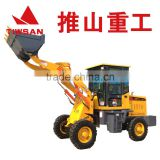 construction steel bar bending machine small wheel loader for sale