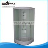 900x900x2150mm 5mm Glass Shower Room Cabin Small Shower Box