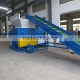 High Quality Plastic Shredder for Crushing Plastic Scraps PP Wove Bags Shredding Plastic Blocks Crates Jumbo Bag Wood
