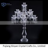 Latest product superior quality wedding tall floor standing candelabra with fast delivery