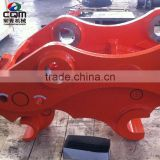 Hydraulic hitachi excavator quick hitch made in china