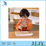 2016 wholesale virtual reality simulation rides wooden montessori toys screw driver