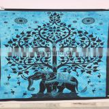 Wholesale Tapestry Throws Cheap Elephant Wall Hanging Tapestry