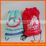cheap sports reusable mesh drawstring bag