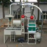 6F2240 corn grain flour mill plant, small flour milling machine