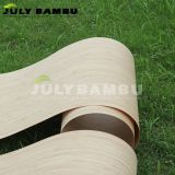0.3mm 0.5mm Strand bamboo Veneer for door skin for sale