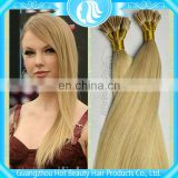 european remy i tip human hair extensions offer many colors