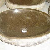 Yellow River Stone Sinks, River Stone Basins, Stone Sinks
