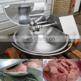Commercial electric meat bowl cutter machine/meat bowl cutting machine