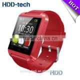 2015 new Bluetooth Smart U Watch U8 which is compatible with all Bluetooth V2.0 or above