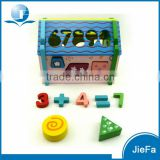 Kids Wooden Numbers Playing House Early Education Toy                                                                         Quality Choice