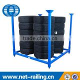 Stacking Steel Used Tire Rack