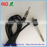 iso motorola male plug connector to screw terminal car antenna cable for Car fm,car TV,amplifier                                                                                         Most Popular