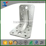 Galvanized Joist Hanger Wood Construction L shaped Truss Bracket Stamping