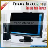 Whole sale LCD monitor computer privacy filter for laptop/PC/tablet/TV