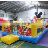 Factory direct inflatable bouncer house/jumping bouncer cheap inflatable bouncers for sale