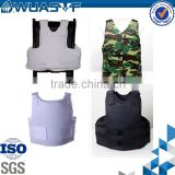 NIJ level military ballistic body armor kevlar fabric bulletproof