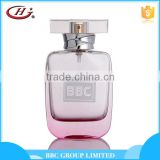 BBC Texture Series - TT017 Fancy classic pink glass bottles natural brand name women perfume