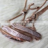 High Quality Luxury Brand Imitation jewelry hot sell in Saudi Arabia brand fiji bracelet for lady