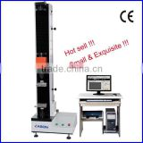 WDW-E Computer Control Electronic Rubber Tensile Universal Tester , Universal Tensile Strength Test Machine