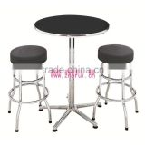 Bar Furniture set of two bar stools and one bar table