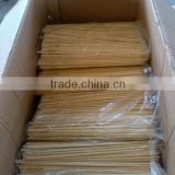 "Zhi Tong factory supply food grade bamboo sticks for incense or agarbatti 9"" 1.3mm"