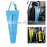 Xiamen Factory Backseat Umbrella Organizer, Waterproof Car Umbrella Holder Bag Back Seat Umbrella Organizer