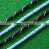 custom durable flat polyester jacquard cords for sports shoes                                                                                         Most Popular